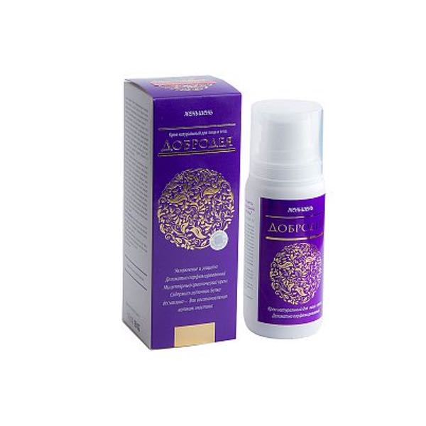 Dobrodeya Ginseng Moisturization and Protection Perfumed Delicately