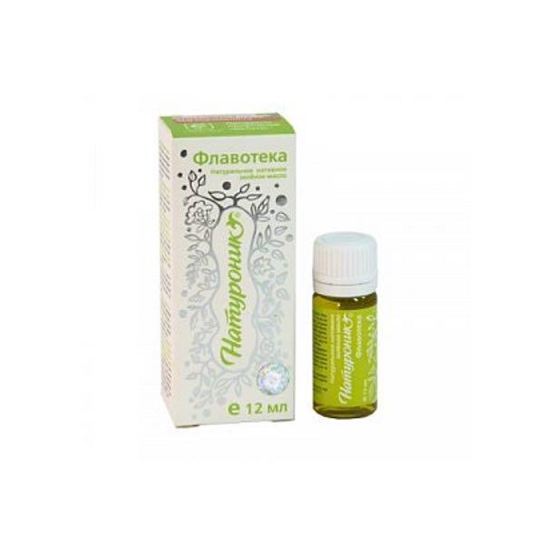 "Naturonic (RU: ""Натуроник""®) Flavoteka Organic Native Green Oil"