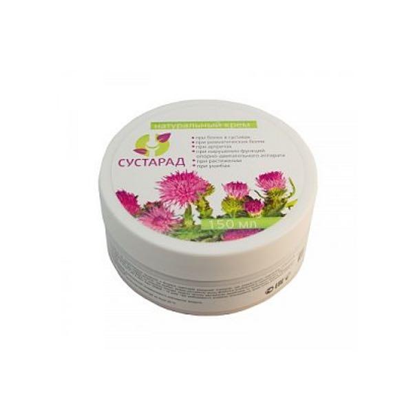 Sustarad Natural Cream 150 ml
